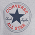 Converse Men's All Star Core Chuck Patch T-Shirt - Vintage Grey Heather: Image 5