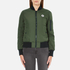 Converse Women's All Star Core Reversible MA-1 Bomber Jacket - Herbal: Image 1