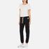 Converse Women's All Star Core Slim Joggers - Black: Image 4