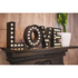 LED Marquee Letter Light - LOVE: Image 2
