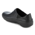 FitFlop Women's Superloafers Leather Clogs - All Black - UK 7: Image 4