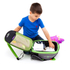 Trunki BoostApak Car Seat - Black/Green: Image 3