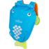 Trunki PaddlePak Tang the Tropical Fish Backpack - Medium - Blue: Image 1