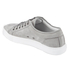 ETQ. Men's Low Top 1 Leather Trainers - Alloy: Image 4