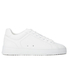 ETQ. Men's Low Top 4 Leather Trainers - White: Image 1