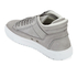 ETQ. Men's Mid Top 2 Leather Trainers - Alloy: Image 4