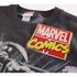Marvel Men's Band of Heroes Sweatshirt - Dark Grey Marl: Image 3