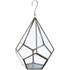 Nkuku Manduri Hanging Planter - Antique Zinc - Large: Image 1