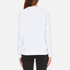 KENZO Women's Tanami Flower Logo Sweatshirt - White: Image 3