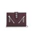 KENZO Women's Kalifornia Wallet on a Chain Crossbody Bag - Bordeaux: Image 1
