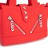KENZO Women's Kalifornia Mini Tote Bag - Red: Image 3