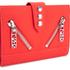 KENZO Women's Kalifornia Wallet on a Chain Crossbody Bag - Red: Image 3