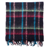 Paul Smith Accessories Women's Mohair Check Scarf - Navy: Image 2