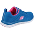 Skechers Women's Flex Appeal Sweet Spot Low Top Trainers - Blue: Image 2