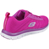 Skechers Women's Flex Appeal Sweet Spot Low Top Trainers - Pink: Image 2
