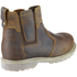 Amblers Safety Men's FS165 Chelsea Boots - Brown: Image 2