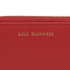 Lulu Guinness Women's Small Zip Around Wallet - Red: Image 3