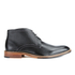 Ted Baker Men's Torsdi4 Leather Desert Boots - Black: Image 1