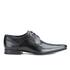 Ted Baker Men's Martt2 Leather Derby Shoes - Black: Image 1