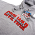 Marvel Mens Captain America Civil War Logo Hoody - Grijs: Image 2