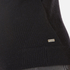BOSS Orange Women's Willimply Sleevless Arm Drop Tunic Top - Black: Image 6