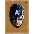 In Pieces' - Captain America inspired artwork Print - 14 x 11 Inches: Image 1