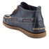 Sperry Men's A/O Wedge Leather Chukka Boots - Navy: Image 4