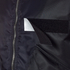 MSGM Men's Bomber Jacket with Reflective Strip - Black: Image 7