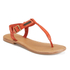 Superdry Women's Bondi Thong Sandals - Mango: Image 3