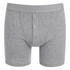 Levi's Men's Long Button Boxers - Grey: Image 1