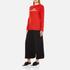 Bella Freud Women's God Created Merino Wool Jumper - Red: Image 4