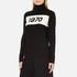 Bella Freud Women's 1970 Polo Merino Wool Jumper - Black: Image 2
