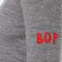 Bella Freud Women's Political Merino Wool Jumper - Grey: Image 6