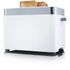 Graef TO61.UK 2 Slice Compact Toaster - White: Image 7