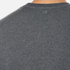 AMI Men's Crew Neck Sweatshirt - Heather Grey: Image 6