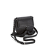 Rebecca Minkoff Women's Isobel Tassel Saddle Crossbody Bag - Black: Image 3