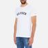 Tommy Hilfiger Men's Organic Cotton T-Shirt - White: Image 2