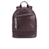 WANT LES ESSENTIELS Women's Mini Piper Backpack - Bordeaux/Gilded Plum: Image 1