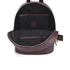 WANT LES ESSENTIELS Women's Mini Piper Backpack - Bordeaux/Gilded Plum: Image 5