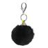 Rebecca Minkoff Women's Fur Pom Pom - Black: Image 1