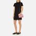 Aspinal of London Women's Lottie Bag - Dusky Pink: Image 4
