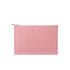 Aspinal of London Women's Essential Large Flat Pouch - Dusky Pink/Rose Dust: Image 1