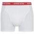Bjorn Borg Men's Contrast Solids Boxer Shorts - White: Image 2
