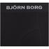 Bjorn Borg Men's 3 Pack Check Detail Boxer Shorts - Black: Image 6