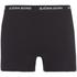 Bjorn Borg Men's 3 Pack Check Detail Boxer Shorts - Black: Image 3