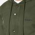 OBEY Clothing Men's Slugger Fishtail Parka Jacket - Dark Army: Image 5