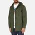 OBEY Clothing Men's Slugger Fishtail Parka Jacket - Dark Army: Image 2