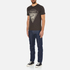 OBEY Clothing Men's Society Of Destruction T-Shirt - Graphite: Image 4