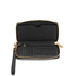 MICHAEL MICHAEL KORS Jet Set Travel Phone Purse - Black: Image 4