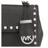 MICHAEL MICHAEL KORS Ava Stud Mini Crossbody Bag - Black: Image 4